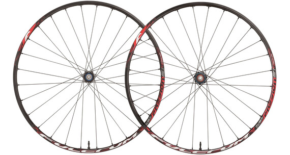 "Fulcrum Red Passion 3 wiel 29"" 6-gaats Shimano zwart"